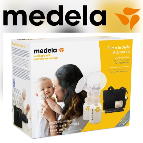 NWB Medela Pump In Style Advanced Breast Pump